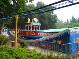 Thrilling Outdoor Amusement Park Rides Pirate Ship for Sale