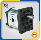 Aluminum High Pressure Double Log Splitter Danfoss Internal Hydraulic Oil Gear Pump