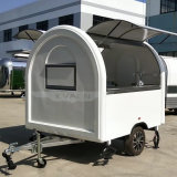 Moving Dining Food Turcks Trailers Mobile Kitchen