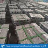Cheap Lead Ingot, 99.994%Pure Ingot, Remelted Lead Ingot
