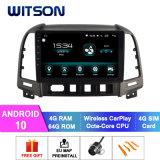 Witson Android 10 Car Audio Video for Hyundai 2006-2012 Santa Fe 4GB RAM 64GB Flash Big Screen in Car DVD Player