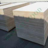 Premium Quality Furniture Board MDF Laminated Natural Veneered Melamine Faced Plywood Board