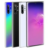 Note10 + 6.5 Inch Android 9.0 System 3G Smartphone Customization Fingerprint and Face Unlocking Cell Phone