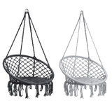 Hot Traditional Hand Woven Chinese Style Customized Nest Macrame Swing Chair Seat