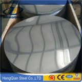 201 Stainless Steel Circle (BA Finish) in Size 0.29mm*510mm