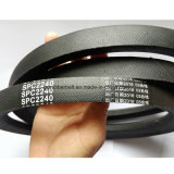 SPA SPB SPC Industrial Classical Wedge Wrapped Rubber V Belt