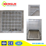 Stainless Steel/Hot DIP Galvanized/ Cast Iron Grating for Drainage Solution