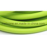 Natural Latex Resistance Tube Gym Equipment of Size 5*8 mm