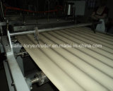 PVC Corrugated Board Extruder Machine/Plastic Roof Sheet Production Line