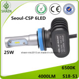 Universal LED Car Headlight LED Car Light 9-32V H11 8000lm