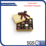 Square Plastic Folio Chocolate Box Container Packaging