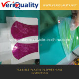 Flexible Plastic Flower Vase Inspection Service, China Quality Control