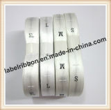 High Quality OEM Woven Label for Garment (WL100)