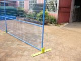 PVC Coated Temporary Fence for Canana