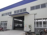 China Made Light Steel Frame Factory Shed Metal Warehouse Structure