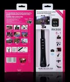 New Top 8 in 1 Kit Parts Bluetooth Remote Shutter with Selfie Stick