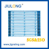 Industrial Galvanized Reinforced Serrated Plain Steel Welded Bar Grating with Round Bar for Ship