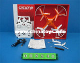 2.4G 4-Axis R/C Aircraft/6-Axis Gyro with Light& Camera Toy (008940)