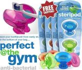 Steripod Toothbrush Sanitizer Bed Bath and Beyond