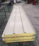 Glass Wool Insulated Steel Sandwich Roofing Wall Board Decorative Material Panel