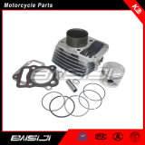 Motorcycle Spare Parts for Cg125 Cylinder Kit with A Grade Quality Air Cooled Motorcycle Accessories