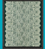 Fashion Jacquard Stretch Lace (with oeko-tex standard 100 certification)