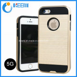 PC+TPU Slim Armor Mobile Phone Case for iPhone 5
