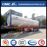 Cimc Huajun 39.5cbm Liquid Tank for Chemical Liquid