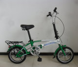 "Economic Type Single Speed 14"" Folding Bicycle (FP-FDB-D024)"