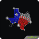Wholesale Custom Texas Rhinestone Motif
