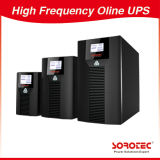 High Frequency Single Phase or Three Phase UPS with Battery Rack Mount UPS System