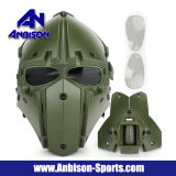 Newest Tactical Airsoft Motorcycle Full Face safety Comfortable Mask Helmet