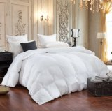 Factory Wholesaels Customize 100 Cotton White Duck Goose Down Proof Comforter