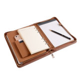 Travel Document Holder Leather Compendium /PU Leather Portfolio
