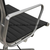 Genuine Leather Aluminium Office Executive Manager Chair (PE-A02)