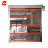 Transparent Polycarbonate Roller Shutter Door (HF-01)