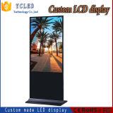 Floor Standing LCD 55 Inch Digital Frame Ultra High Vertical Advertising Machine Touch Screen Display China TV Price