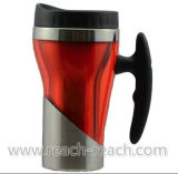 New Design Stainless Steel Travel Mug (R-2202)