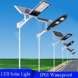 200W Remote LED Solar Lamp Solar Street Light