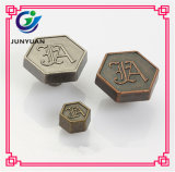 Fashionable Decorative Buttons No Hole Button Types of Buttons for Clothing