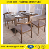 Simple Solidwood Furniture Dining Table and Chairs Set