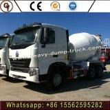 HOWO A7 6X4 Mixer Truck Cement Concrete Mixer Truck