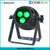 Mini Outdoor 3PCS 14W Rgbawuv LED DMX PAR Cans