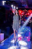 50X50cm Portable 3D Infinite Stage DJ Lighting LED Dance Floor Lights