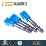4 Flutes HRC45 Carbide Roughing Square Milling Cutter