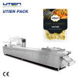 Fresh Pasta Spaghetti Noodle Map Most Atmosphere Packing Machine