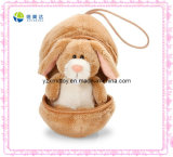 Funny Rabbit in The Shell New Design Plush Toy (XDT-0039Q)