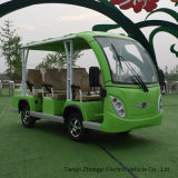 Sightseeing Electric People Carrier High Quality Good Price 14 Seaters