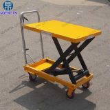 Good Price Electric Hydraulic High Lifting Platform Truck for Sale