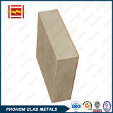 Phohom More Than 10 Years Copper and Steel Cu and Aluminum Bimetallic Plate Sheet